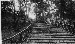 6 Sydindgangen 1913