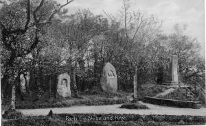 4 Skibelund,  1910 Krügers sten