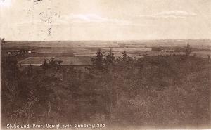 Udsigt over Sønderjylland